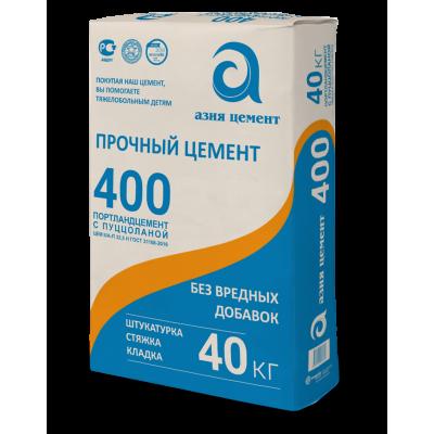 Цемент М 400 Д20, 40 кг