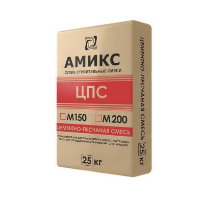 Универсальная ЦПС Амикс, М-200 25кг