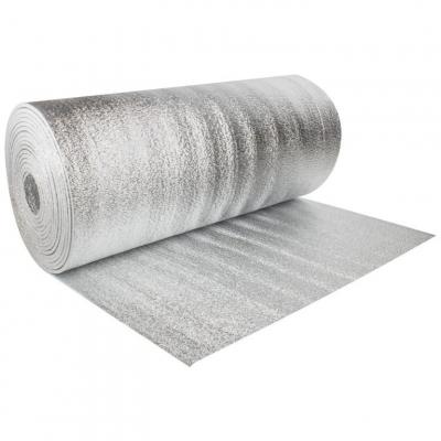 Отражающая теплоизоляция ИЗОЛАЙН 10мм 1,2x15м 18м2