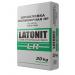 Шпатлевка полимерная финишная белая LATONIT Три - С, 20кг