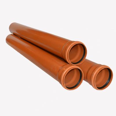 Трубы для наружной канализации 110х1000