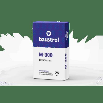 Песокбетон М300 Baustrol, 25кг