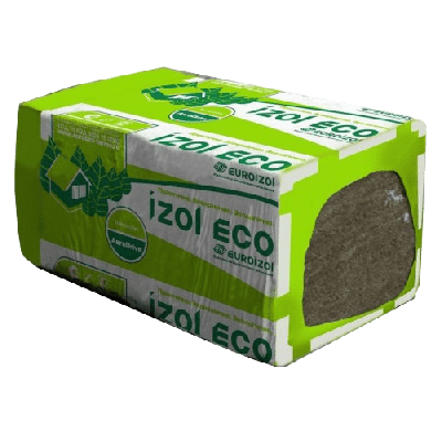 Утеплитель IZOL ECO 30 1000x600x100 2,4м2